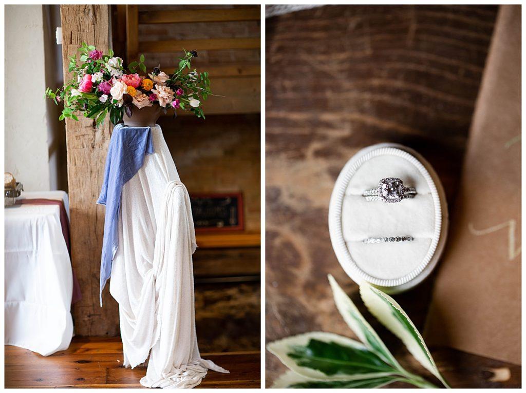 Tallman House Wedding Shoot